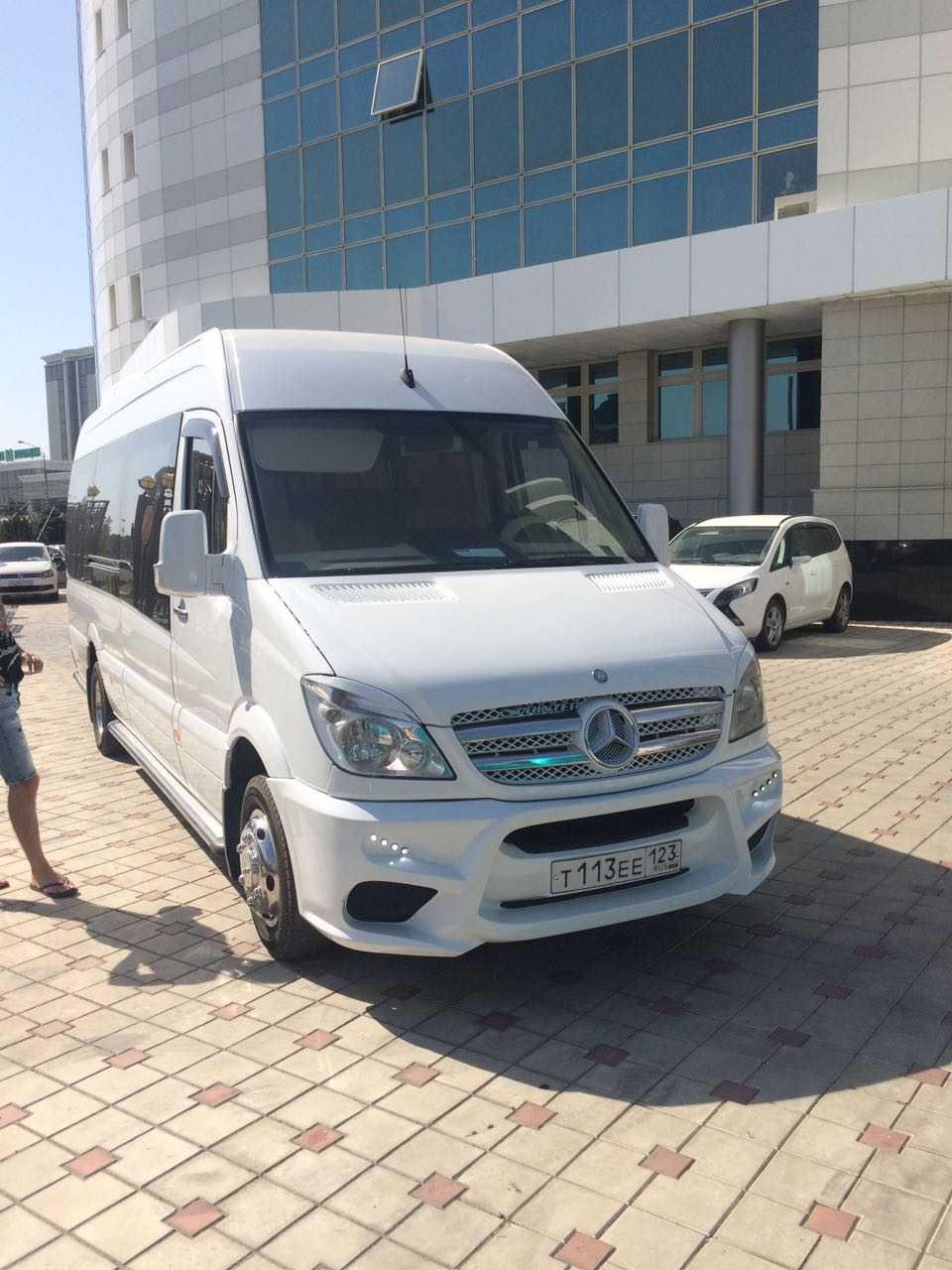 Mercedes Sprinter VIP (19 мест)