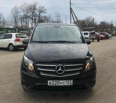 Mercedes Vitto VIP