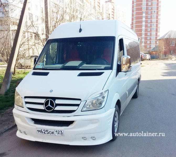 Mercedes Sprinter Турист (18 мест)