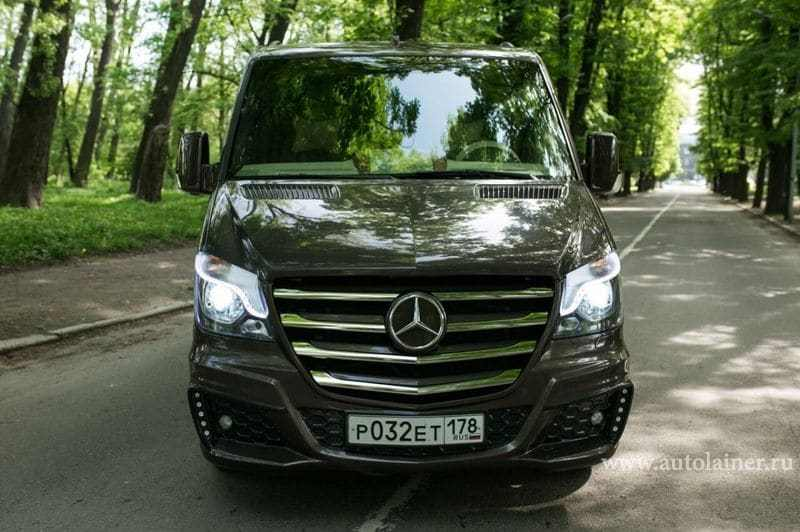 Mercedes Sprinter VIP (8 мест)
