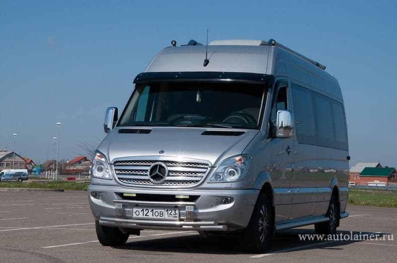 Mercedes Sprinter VIP (9 мест)