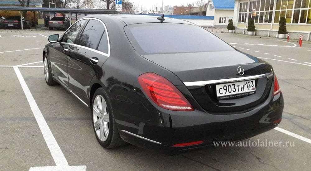 Аренда авто в Краснодаре