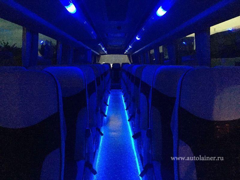 Заказ автобуса Краснодар
